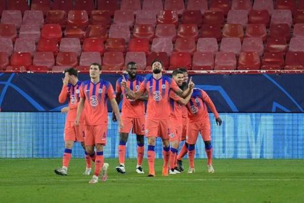 Ligue des Champions - Le PSG gagne 1-3 à Manchester United, quadruplé pour Giroud à Séville