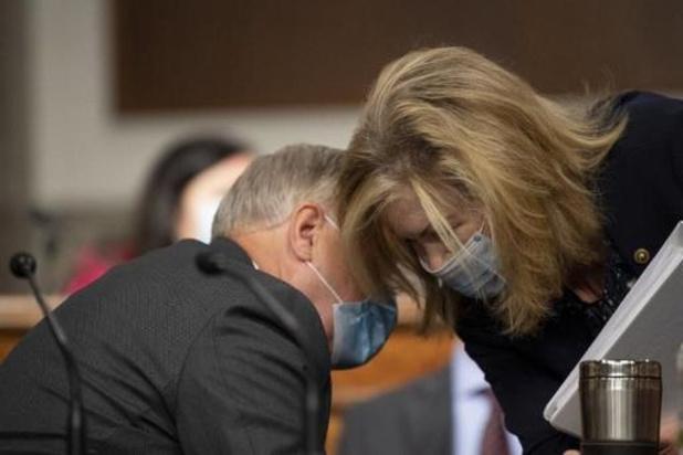 Senaatscommissie keurt benoeming Amy Coney Barrett als rechter bij Hooggerechtshof goed