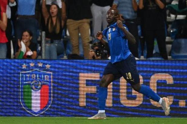 Kwal. WK 2022 - Italianen dikken hun wereldrecord aan