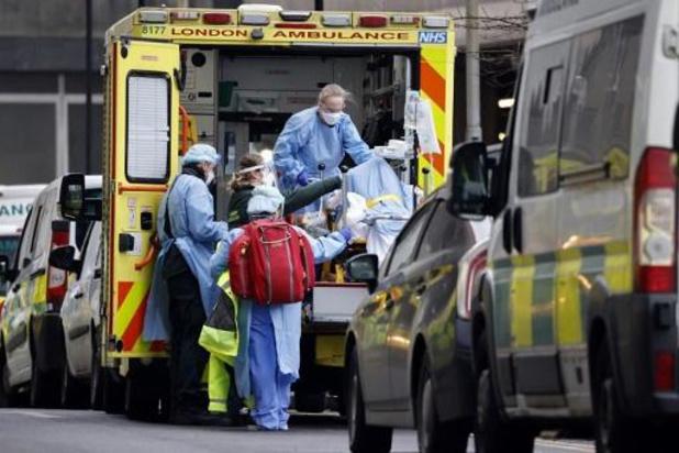 Meer dan 46.000 nieuwe besmettingen en 529 sterfgevallen in Verenigd Koninkrijk