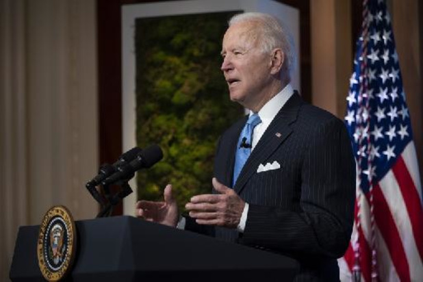 Majorité d'opinions favorables après 100 jours de gouvernement Biden