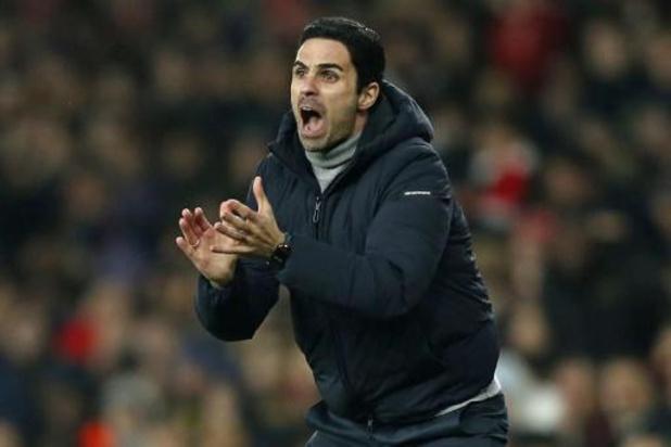 Premier League - Première victoire pour Arteta à la tête d'Arsenal, vainqueur autoritaire de ManU