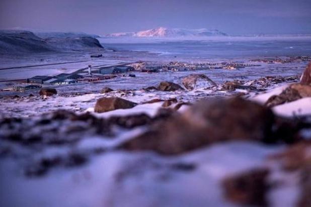 IJskap Groenland zou ooit al eens verdwenen zijn bij opwarming van 1 à 2 graden