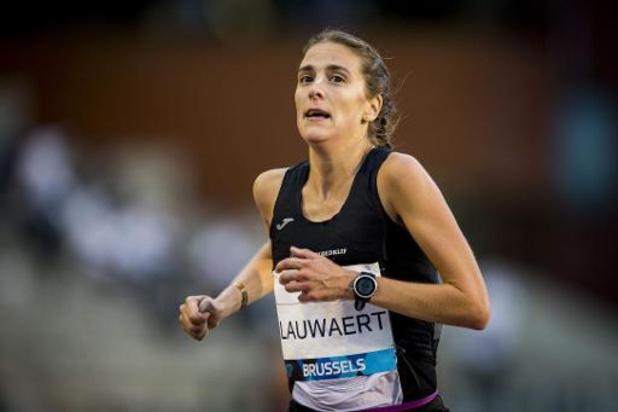 WK halve marathon: Jepchirchir loopt snelste tijd ooit in vrouwenrace, Lauwaert 38e in persoonlijk record
