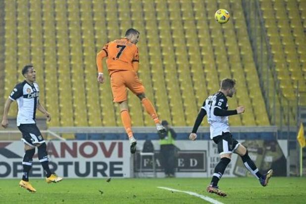 Serie A - La Juventus se promène à Parme 0-4, grâce à deux nouveaux buts de Ronaldo