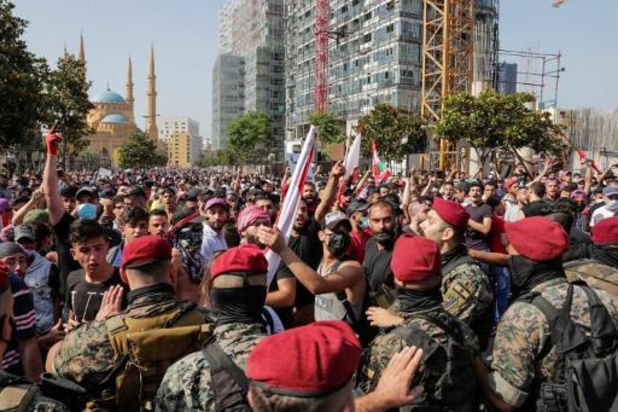 Des centaines de manifestants antipouvoir de retour dans la rue