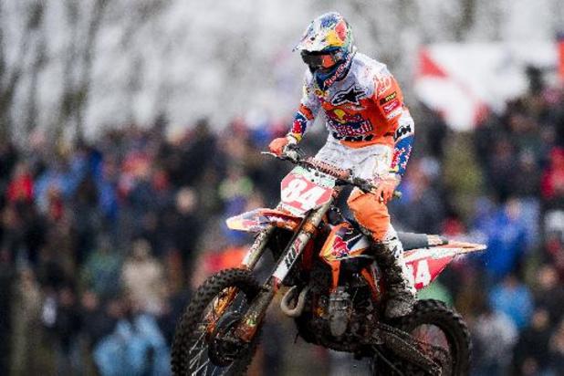 Championnat du monde de motocross - Le Néerlandais Jeffrey Herlings fait son retour au GP de Belgique à Lommel dimanche