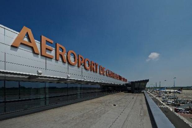Passagierscijfers luchthaven Charleroi beginnen te stijgen