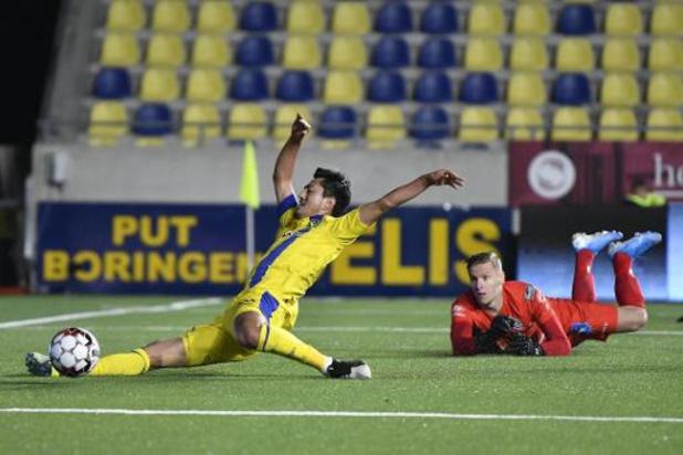 Jupiler Pro League - La Gantoise (0-0 à Saint-Trond) attend toujours sa première victoire en déplacement