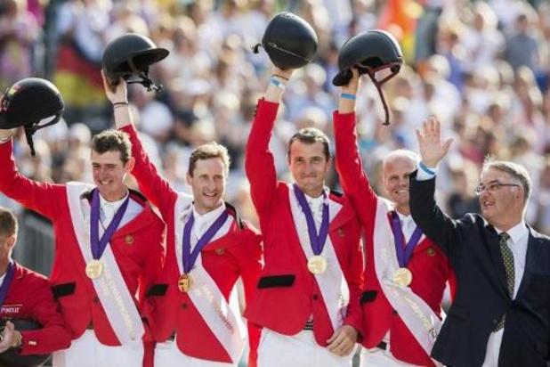 "Verlooy, Devos, Wathelet en Guéry leverden ""Sportprestatie 2019"""