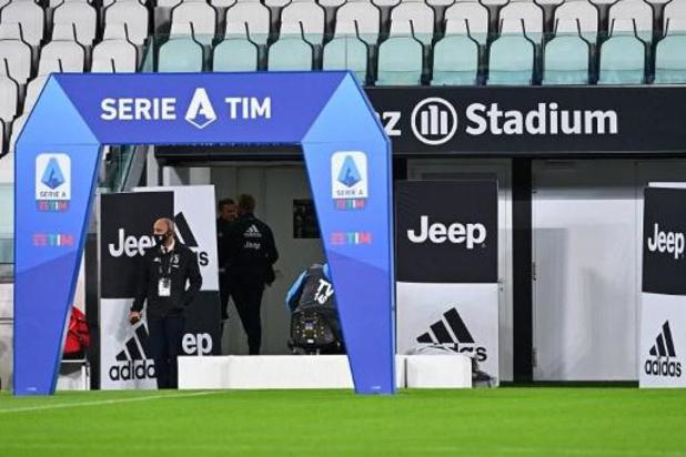 Naples obtient gain de cause, le match à la Juventus devra être rejoué