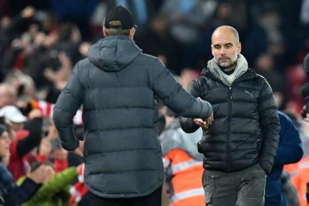 Pep Guardiola haalt twee dagen voor Liverpool-Manchester City hard uit naar Jürgen Klopp