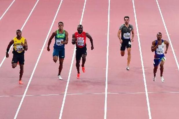 JO 2020 - Le Suisse Wilson voit sa suspension pour dopage réinstaurée par le TAS et n'ira pas aux JO