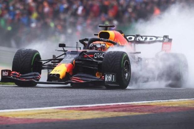 Max Verstappen pakt pole in incidentrijke kwalificaties