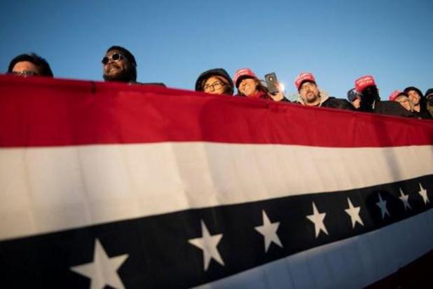 Amerikaanse presidentsverkiezingen - Al bijna 70 miljoen Amerikanen hebben vervroegd gestemd