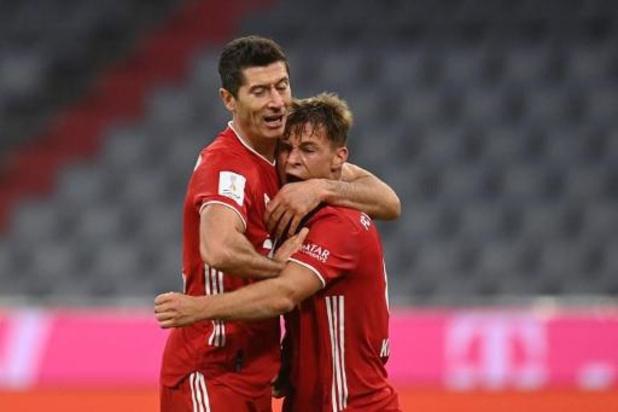 Belgen in het buitenland - Bayern pakt achtste Supercup na 3-2 zege tegen Dortmund
