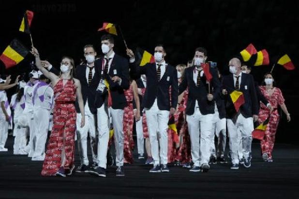Jeux Paralympiques: La Belgique 28e au classement des médailles mercredi