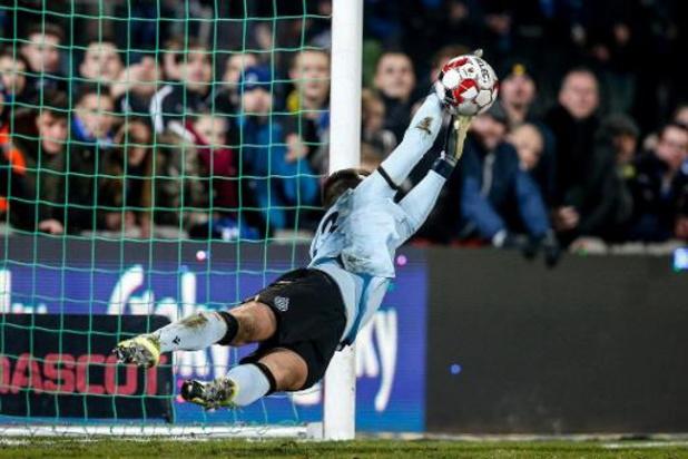 Croky Cup - Charleroi, l'Union Saint-Gilloise et le Club Bruges en quarts de finale
