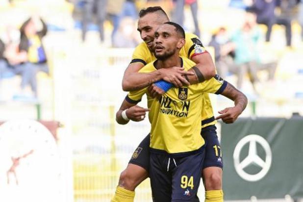 1B Pro Liga - Union wint met 4-2 van Lommel en komt op een punt van Seraing