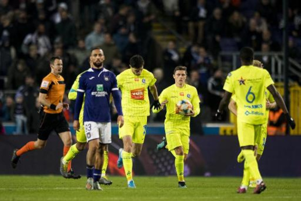 Jupiler Pro League - Anderlecht remonté dans les arrêts de jeu par Gand et contraint au partage