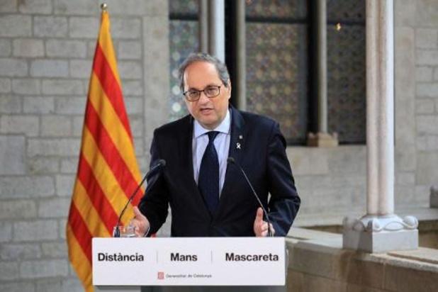 Spaanse regio's nemen nieuwe coronamaatregelen