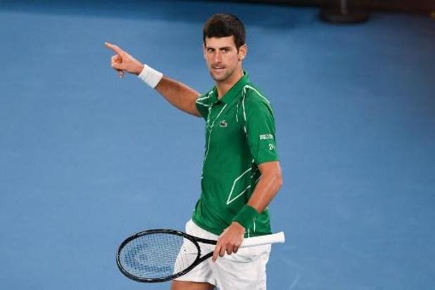 Djokovic knokt zich naar achtste titel op Australian Open