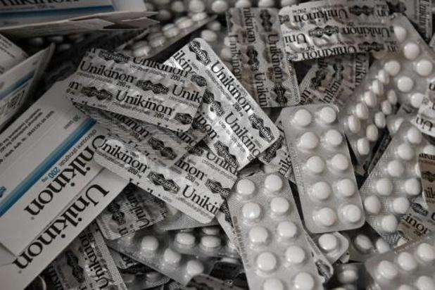 Vier op tien mensen ouder dan 75 gebruiken minstens vijf verschillende geneesmiddelen