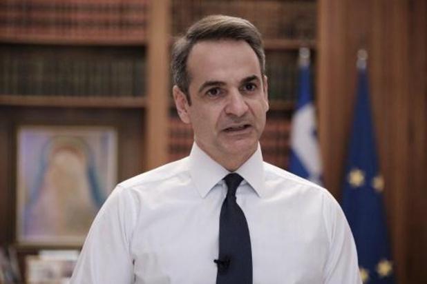 Grèce: ministres et députés appelés à donner la moitié de leur salaire pour le coronavirus