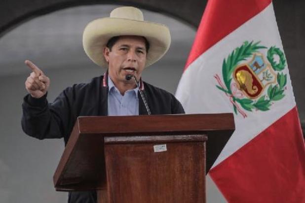 Pérou: Castillo confirmera le président de la Banque centrale s'il est vainqueur