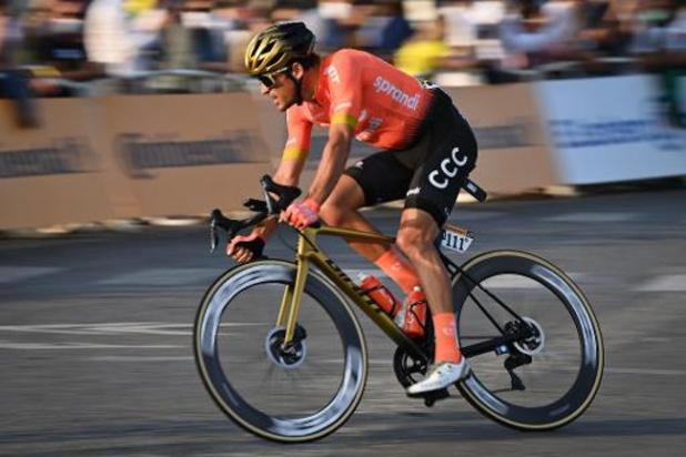 Luik-Bastenaken-Luik: Greg Van Avermaet moet opgeven na val