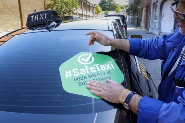 La gouvernement bruxellois accorde une nouvelle prime unique de 3.000 euros pour les taxis