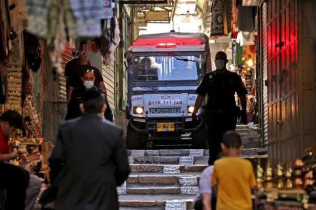 Israëlische politie doodt Palestijn die mesaanval wilde plegen in Oost-Jeruzalem