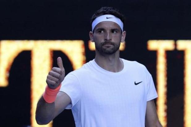 Open d'Australie - Finaliste en 2020, Dominique Thiem battu en huitièmes de finale par Grigor Dimitrov