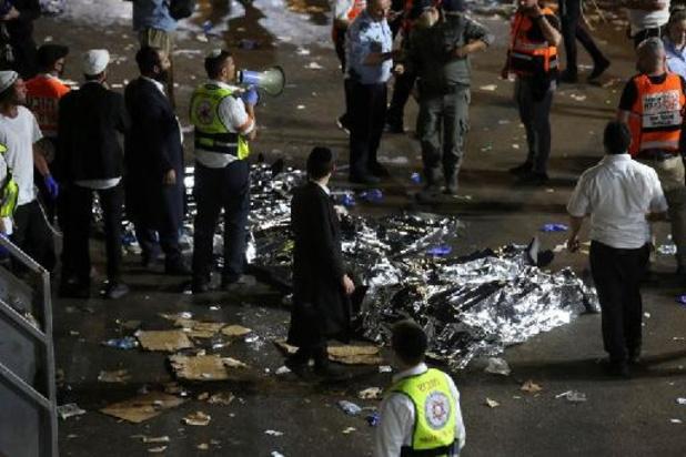 Tientallen doden nadat paniek uitbrak bij bedevaart Israël
