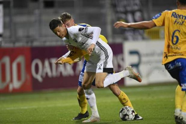 Jupiler Pro League - Eupen arrache un point dans les dernières minutes face à Waasland-Beveren
