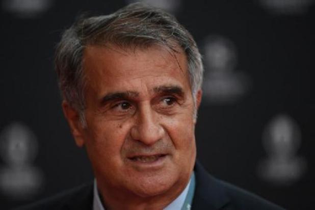 Senol Gunes n'est plus le sélectionneur de la Turquie