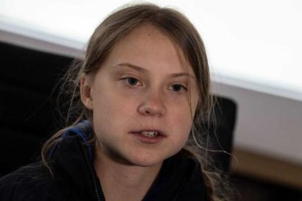 Greta Thunberg rédactrice en chef d'une émission de la BBC à Noël