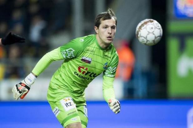 Davy Roef signe pour trois ans à La Gantoise