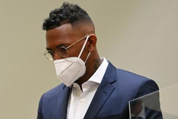 Le footballeur Boateng condamné à 1,8 million d'euros d'amende pour violence conjugale