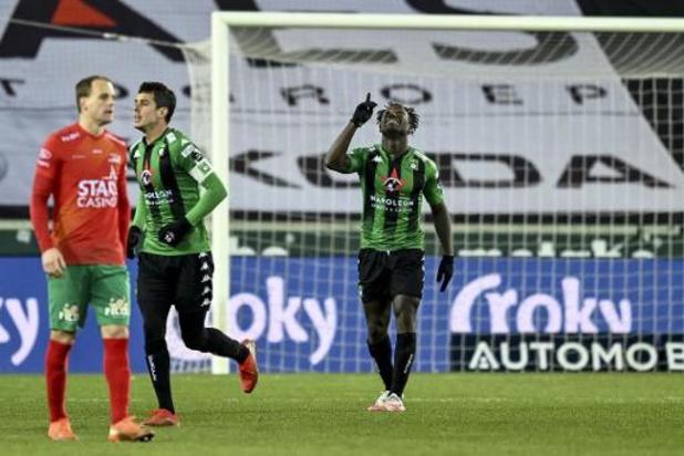 Cercle Brugge heeft ticket voor kwartfinales beet
