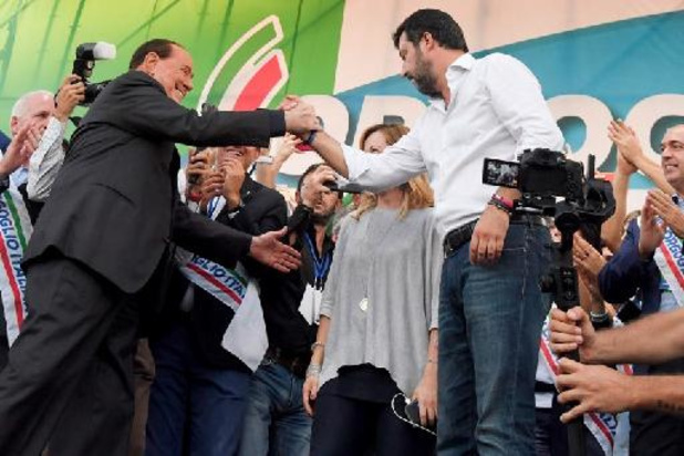 Italie: les partis Forza Italia et Lega envisagent une fusion