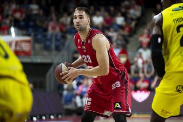 Champions League basket (m) - Antwerp met een been in poulefase na ruime zege in Zweden