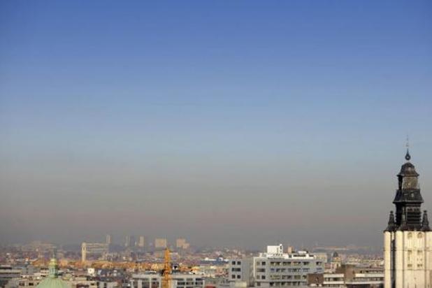 Luchtkwaliteit opnieuw op niveau van voor de coronacrisis