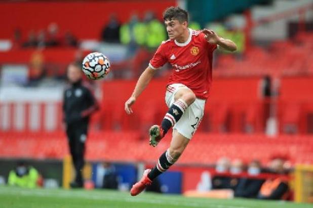 L'international gallois Daniel James quitte Manchester United pour Leeds