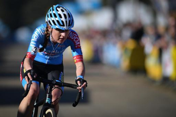 Denise Betsema mag na dopingschorsing weer crossen