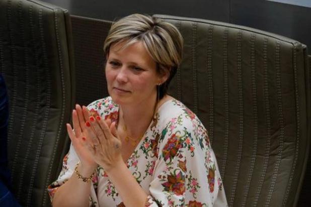 Katrien Partyka doet gooi naar CD&V-voorzitterschap