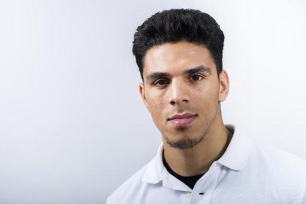 Anas Messaoudi champion du Benelux des welters