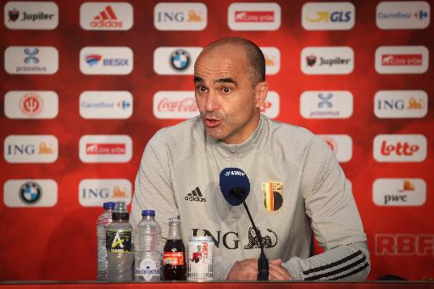Martinez wil stap voorwaarts zetten tegen Kroatië
