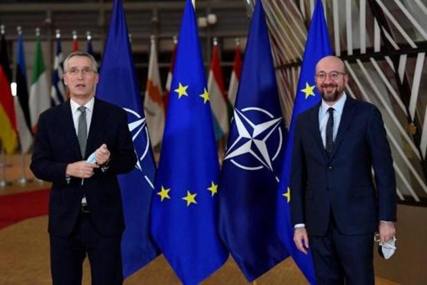 Transitie Biden - NAVO en EU willen met Biden samenwerken om de banden met de VS te versterken