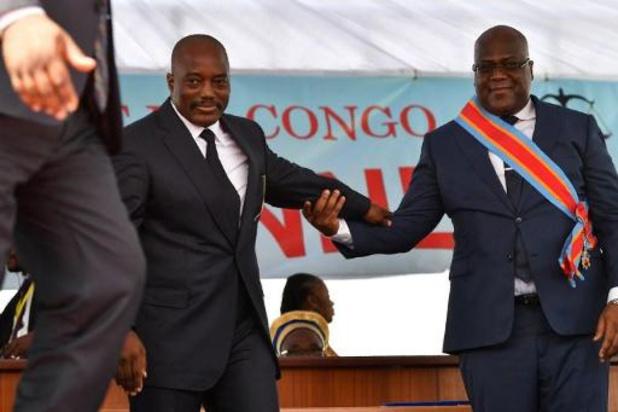"""Congolese president doet vrijdagavond """"belangrijke aankondiging"""" tijdens tv-toespraak"""